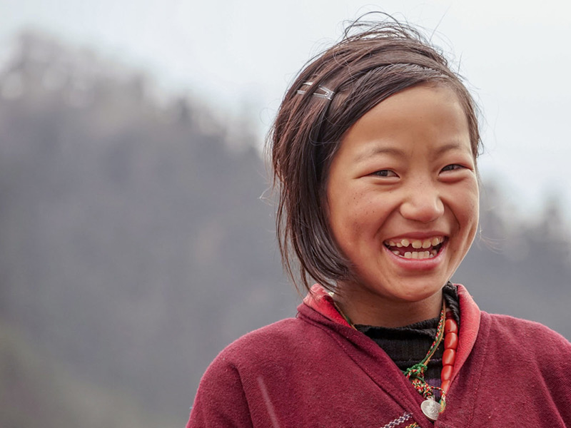Bhutan Foundation Custom Website Development