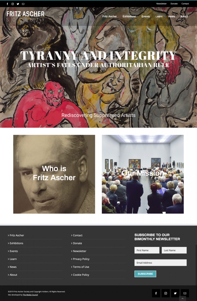 Fritz Ascher Society